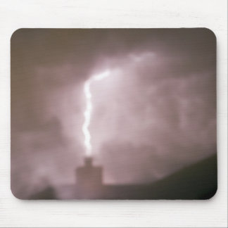 Stormy Weather in Texas Mouse Pad