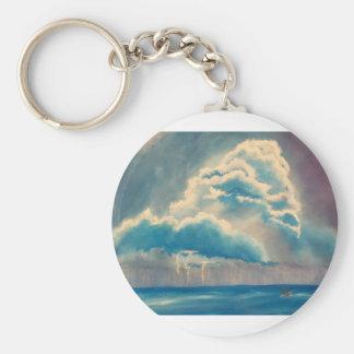 Stormy Weather Keychain