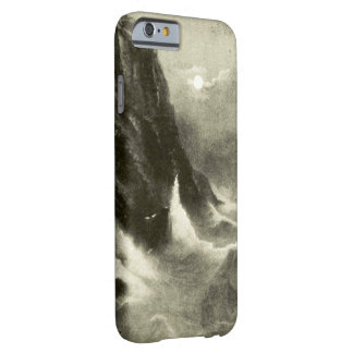 Stormy Weather Moonlight, Gay Head, the  Vineyard Barely There iPhone 6 Case