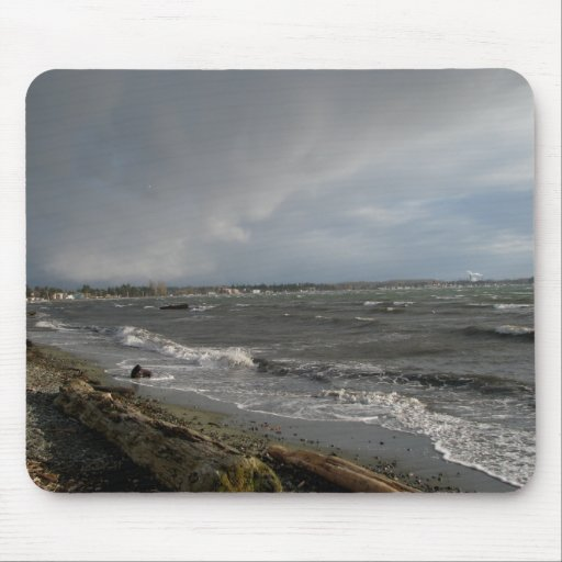 Stormy Weather Mouse Pad