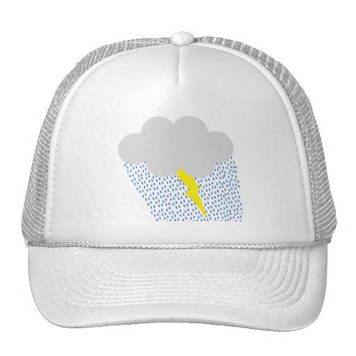 Stormy Weather Trucker Hat