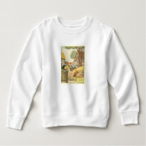 Story Book Farm Animals Sweatshirt