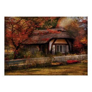 Story Book - Nana's House Posters