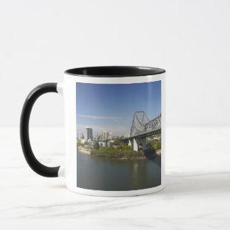 Story Bridge, Brisbane River, and Kangaroo Mug