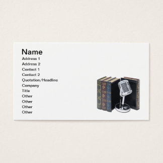 Story Broadcasts Business Card
