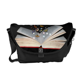 Story Magic Courier Bag