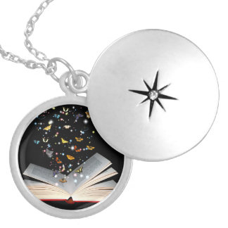 Story Magic Silver Plated Necklace
