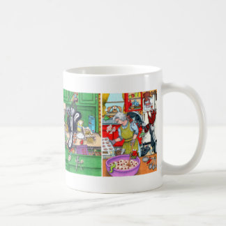 story on a mug
