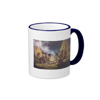 Story Teller Ringer Mug