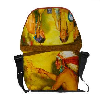 Story Tellers - Rickshaw Messenger Bag
