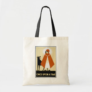 Story Telling - Red Riding Hood Bags