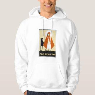Story Telling - Red Riding Hood Hoodie