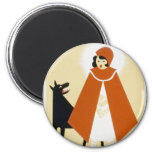 Story Telling - Red Riding Hood Magnet