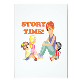 Story Time 3 Card