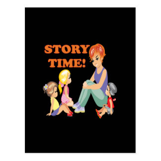 Story Time 3 Postcards