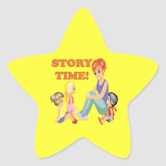 Story Time 3 Stickers