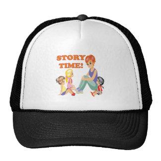 Story Time 3 Trucker Hat