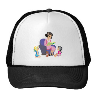 Story Time 4 Trucker Hat