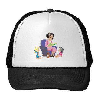Story Time 4 Trucker Hat