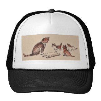 Story Time Trucker Hat