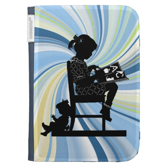 Story Time Kindle Keyboard Covers