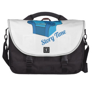 Story Time Bag For Laptop