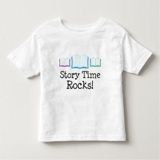 Story Time Rocks Toddler T-shirt