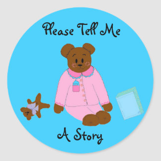 Story Time- Stickers