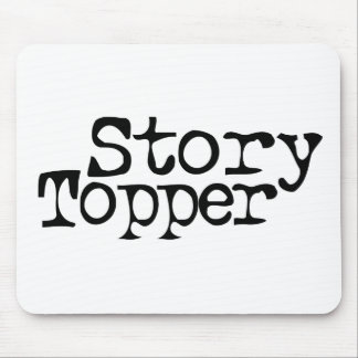 Story Topper Mouse Pad