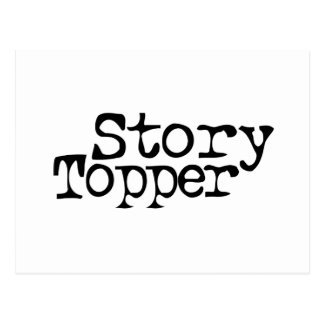 Story Topper Postcard