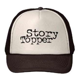 Story Topper Trucker Hat