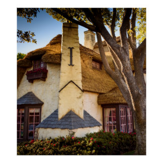 Storybook House Poster