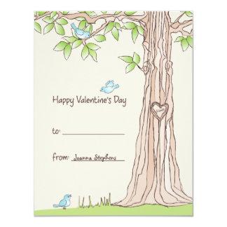 Storybook Kids Valentine Card