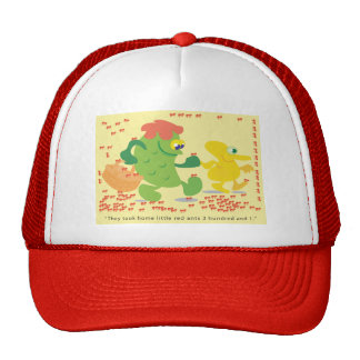 Storybook Picnic Trucker Hat