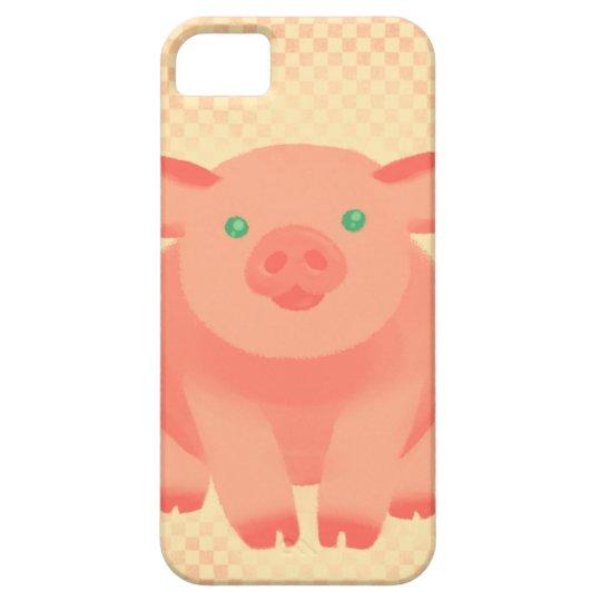 Storybook Pig iPhone SE/5/5s Case