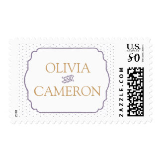 Storybook Romance Postage Stamps