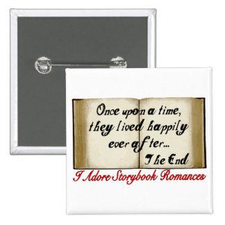 Storybook Romances Button