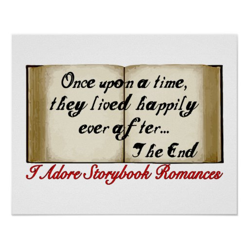 Storybook Romances Happily Ever After Poster