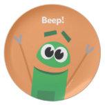 StoryBots Beep Plate