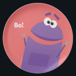 "StoryBots Bo Plate<br><div class=""desc"">Make eating fun everyday with this Bo plate.</div>"