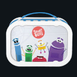 "StoryBots Friends Lunch Box<br><div class=""desc"">Be ready for school everyday with this StoryBots Lunch Box.</div>"
