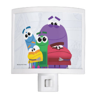 StoryBots Night Light