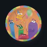 """StoryBots Party Paper Plate<br><div class=""""desc"""">Throw a StoryBots Party with these paper plates.</div>"""