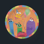 "StoryBots Party Paper Plate<br><div class=""desc"">Throw a StoryBots Party with these paper plates.</div>"