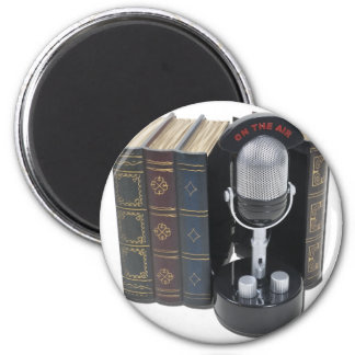 StoryBroadcasts042211 2 Inch Round Magnet