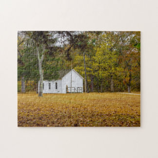 Storys Creek School Jigsaw Puzzle