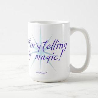 Storytelling is magic Mug