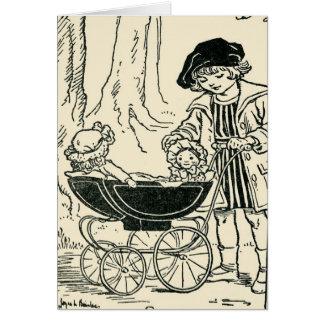 Storytime 1927 greeting card