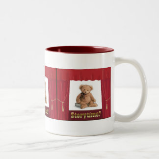 Storytime Bear Mug