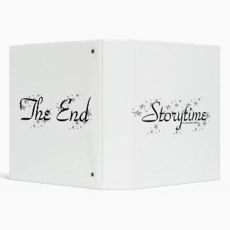 Storytime 3 Ring Binders
